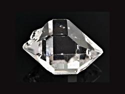 HQ083<br>Herkimer Quartz Crystal Specimen Approx 3/8 Inch