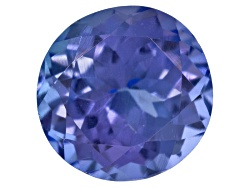 NTR043<br>Tanzanite Min 1.00ct 6mm Round