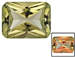 DZE038<br>Zultanite(R) Color Change Min 1.30ct 8x6mm Rectangular Octagonal Radiant Cut