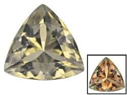 DZT004<br>Zultanite(Tm) Color Change Min 3.10ct 10mm Trillion