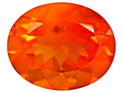 OPV1655<br>Mexican Fire Opal Avg 2.25ct 11x9mm Oval