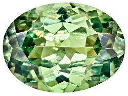 DMV259<br>Namibian Green Dragon Mine Demantoid Garnet Min 1.30ct 8x6mm Oval