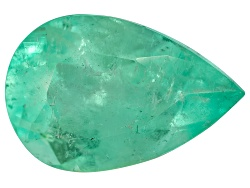 EMP583<br>Colombian Emerald Min 3.00ct Mm Varies Pear Shape