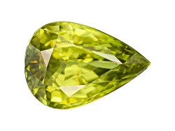 SPP064<br>Madagascan Sphene Min 2.00ct Mm Varies Pear Shape