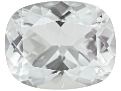 XTP816<br>Austrian Colorless Adularia 6.90ct 14.19x11.41mm Rectangular Cushion With Gemworld Report