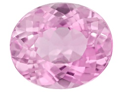 ZKV184<br>Brazilian Kunzite Avg 9.50ct 14x12mm Oval
