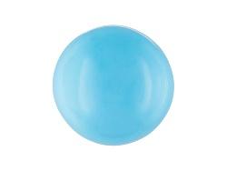 TQR008<br>Sleeping Beauty Turquoise 8mm Round Tehya Oyama Turquoise(Tm)