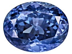 XTP1423<br>Sri Lankan Blue Spinel 11.03ct 14.65x11.43x8.87mm Oval Comes With S. G. L. Report C. Lync