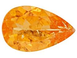ZSP014<br>Serengeti Spessartite(Tm) Garnet Min 1.00ct 8x5mm Pear Shape