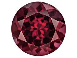 RUR059<br>Tanzanian Raspberry Rhodolite Garnet Min 3.25ct 9mm Round