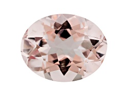 MGV484<br>Mozambique Cor-de-rosa(Tm) Morganite Min 2.00ct 10x8mm Oval