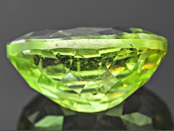 OBV199<br>Madagascan Sphene Min 1.75ct 9x7mm Oval