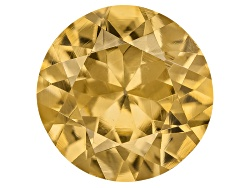 ZN007<br>Yellow Reserve Zircon Min 1.60ct 7mm Round Color Varies