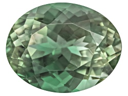 SN064<br>Green Oregon Sunstone From Butte Mine 1.40ct Minimum 9x7mm Oval Mixed Cut Color Varies