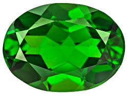 CD061<br>Russian Chrome Diopside Minimum 1.25ct 8x6mm Oval