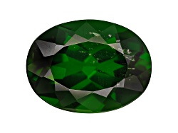 CD082<br>Russian Chrome Diopside Minimum 1.50ct 9x7mm Oval Shape