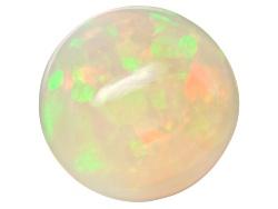 OP347<br>Ethiopian Opal 2.50ct Minimum 11mm Round Cabochon