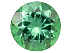 TS206<br>Tanzanian Tsavorite Garnet .40ct Minimum 5mm Round